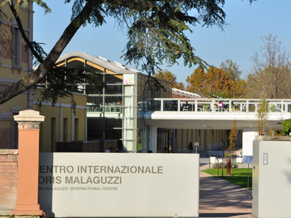 Completamento del Centro Internazionale Malaguzzi